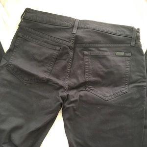 b7302a34 Joe's Jeans Pants - Joe's Jeans Slim Fit Twill 5-Pocket Midnight Pants